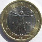 1 евро италия