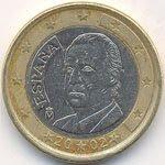 1 евро испания