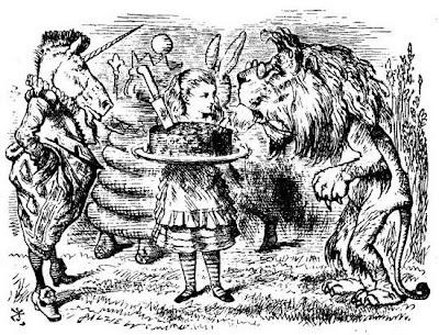 Лев и Единорог