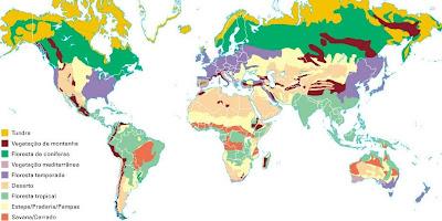 Biomas da terra