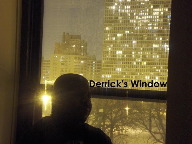 Derrick's Window
