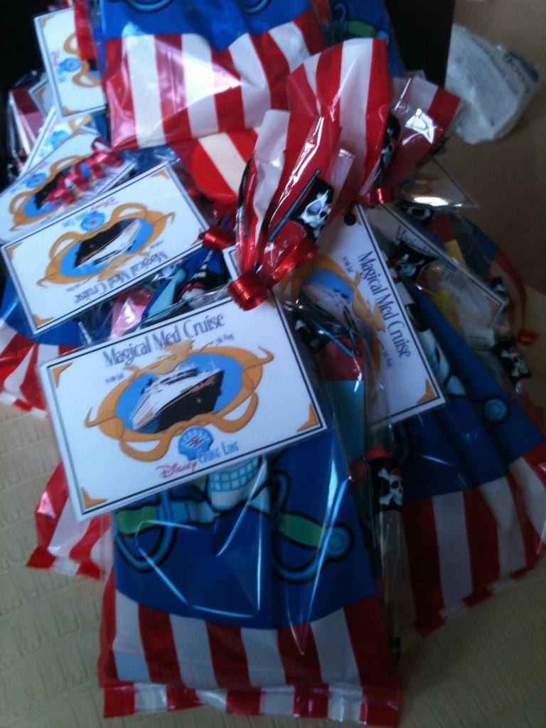 our magical disney cruise my fish extender gifts are ready