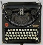 For those of us who miss our old typewriters . . .