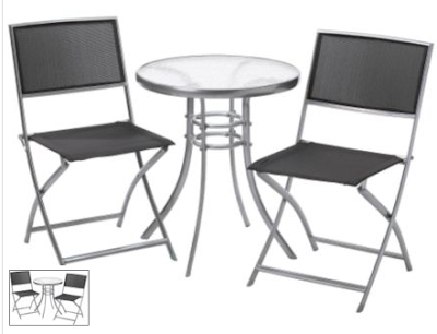 table and 2 chairs ikea you can store anything from magazines http www