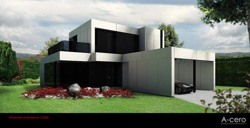 G e n o m a u r b a n o vanguardia modular - Joaquin torres casas modulares precios ...