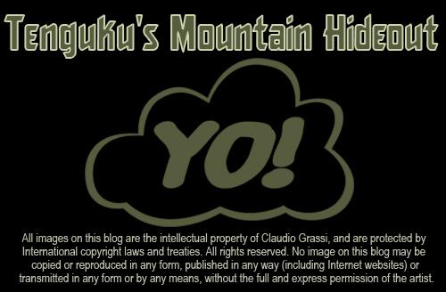 TenGuKu's Mountain Hideout