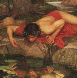 narcissus archetype of ego