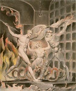 Blake's Satan