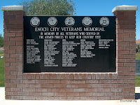 Enoch City Veterans Memorial