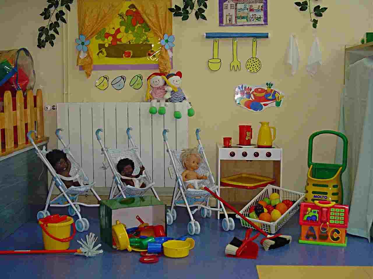 Trabajo por rincones aplicaci n en primaria educadores for Canciones para el jardin de infantes