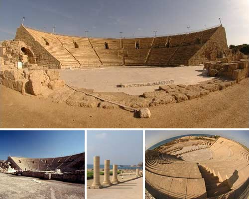 6 17 Stunning Auditoriums & Theatres From The Ancient World
