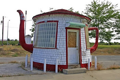 Most Bizarre Houses around the world