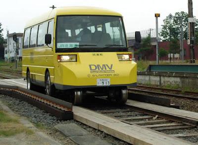 Bus Train