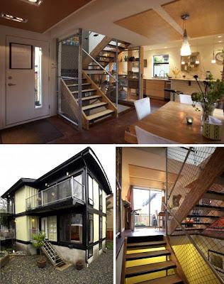 Various crazy converted houses despadani for Crazy house plans