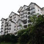 Silverpark Resort, Bukit Fraser