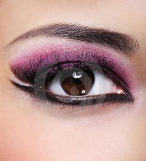 Formas de ojos y c mo maquillarlos maquillaje tips for Distintas formas de maquillarse los ojos