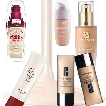 productos para el maquillaje