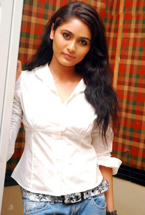 biyanka desai in tight jeanswhite shirt latest photos