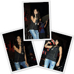 Actress Shruti Hassan performance at Hard Rock Cafe
