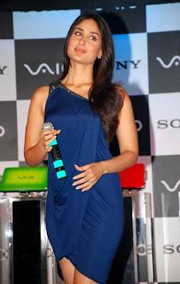 Kareena Kapoor launches the latest Sony Vaio