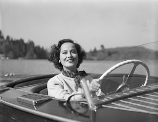 Merle Oberon is boat!