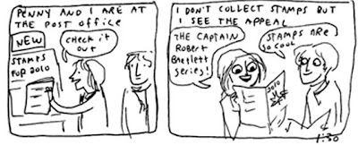 This cartoon is by Kate Beaton. I used it without permission (because I got crush-shy and didn't ask), but I DO NOT claim that I drew this. Now, no undignified tantrums.