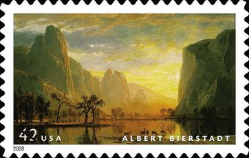 Valley of the Yosemite. The one in Assonet.