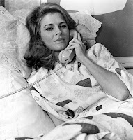 This is Candice Bergen. You mean that you kept your teevee even after 'Murphy Brown?'. Uh, hello? Hello?