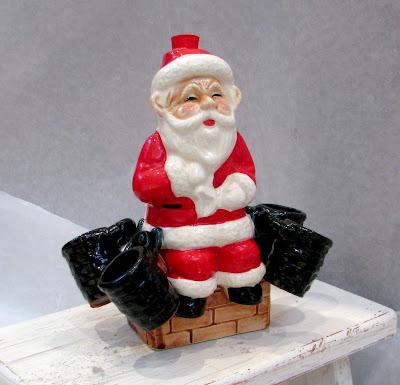 Decanter Claus