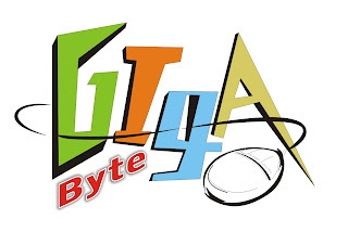 Gigabyte  on Visualarte  Logotipo   Lan House Giga Byte