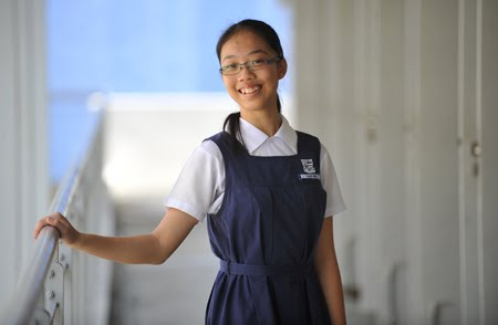 Top School Exam Papers: Top PSLE student