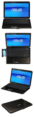 ASUS K50AB olcsó laptop