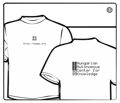 Hungarian Autonomous Center for Knowledge tshirt