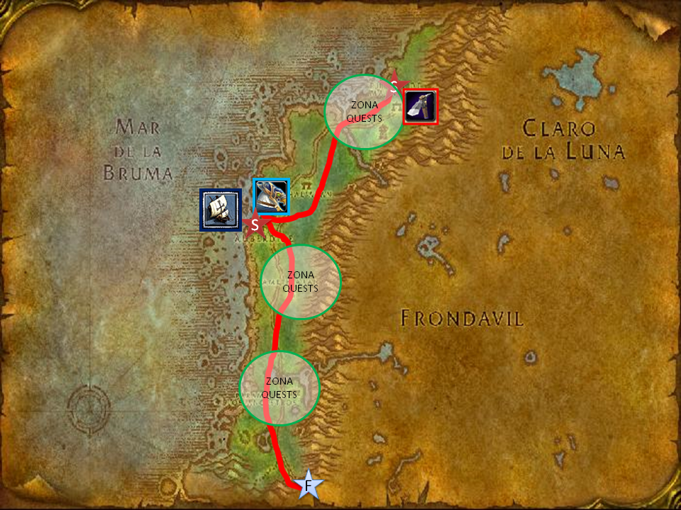 how to get from kalimdor to eastern kingdoms
