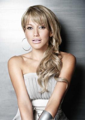 Fanny Lu hermosa cantante y actriz Colombiana