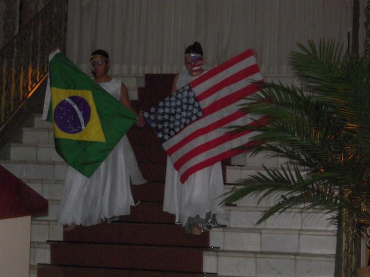 Brasil e Estados Unidos