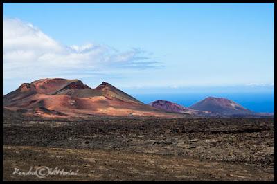 Panorama vulcanico
