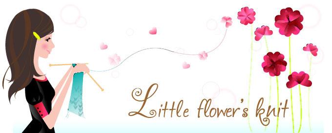 Little Flower's Knit