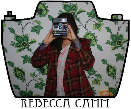 Rebecca Camm - Stylist and Photographer