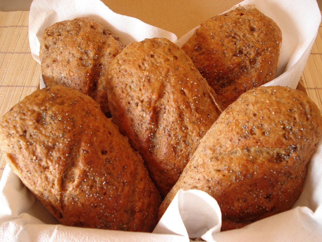 Pan de nueces Bifinett
