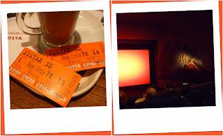 I biglietti e la sala