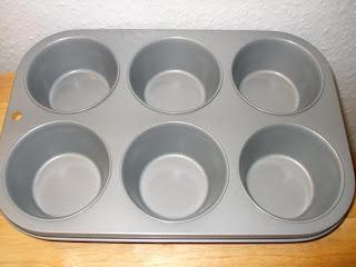 Teglia da 6 muffins