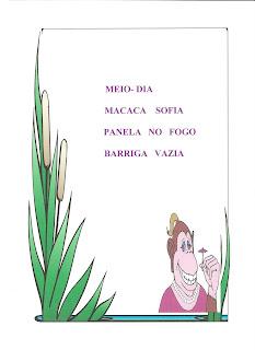 MACACA+SOFIA MACACA SOFIA para crianças