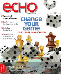 Echo's latest issue