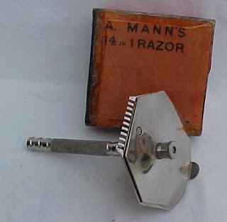 Mann's multi-blade