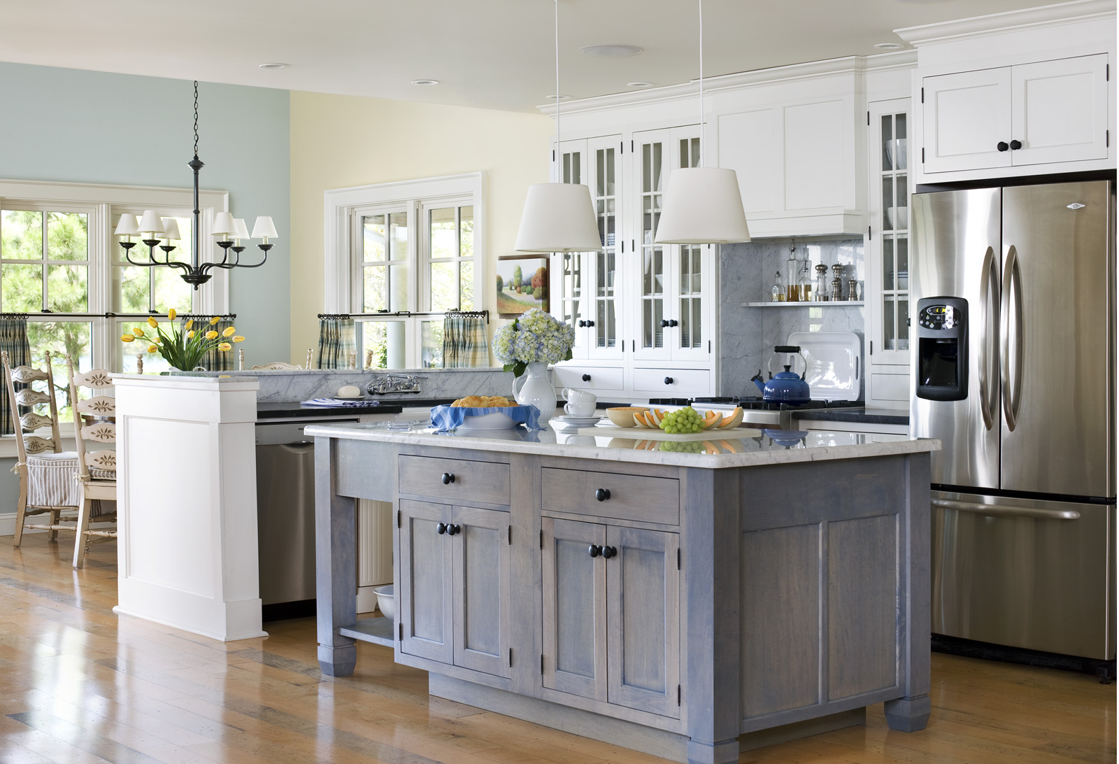 Bright Kitchens New Of Kitchen Wall Colors with Light Cabinets Picture