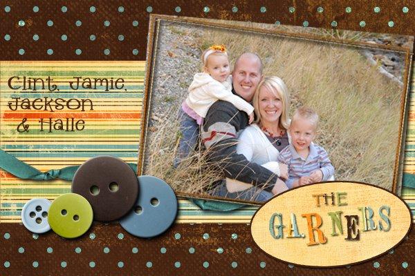 Clint Garner Family
