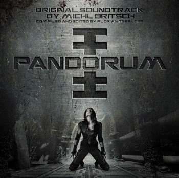 Trilha Sonora Pandorum (2009)  Músicas 01. All That Is Left Of Us (2:42) 02. Pandorum (3:58) 03. Anti Riot (4:17) 04. Shape (2:03)