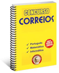 Apostilas Concursos Correios 2010  Português Regras de Acentuação Gráfica Gramática completa Ortografia oficial