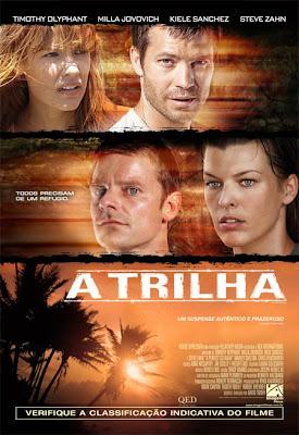 Em ´A Trilha´, Cydney (Milla Jovovich) e Cliff (Steve Zahn) são um aventuroso casal que resolve comemorar a lua-de-mel fazendo trilhas pelas mais belas e remotas praias do Havaí.